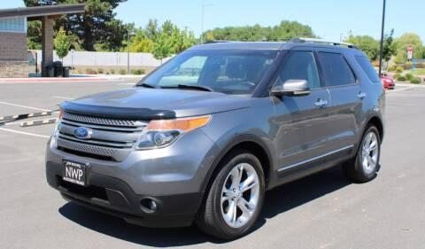 2013 Ford Explorer for sale at Northwest Premier Auto Sales in West Richland WA