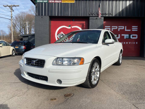 2009 Volvo S60 for sale at Apple Auto Sales Inc in Camillus NY
