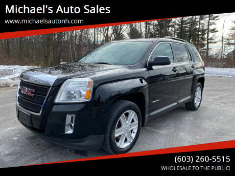 2011 GMC Terrain for sale at Michael's Auto Sales in Derry NH