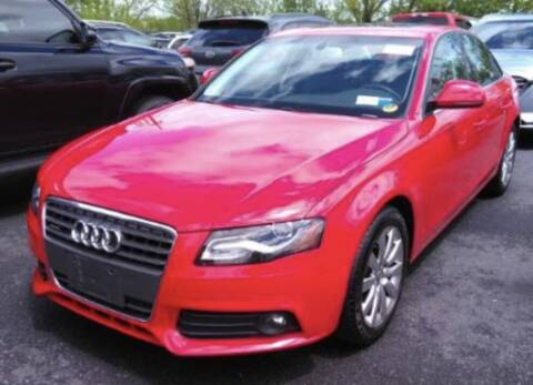 2009 Audi A4 for sale at MURPHY BROTHERS INC in North Weymouth MA