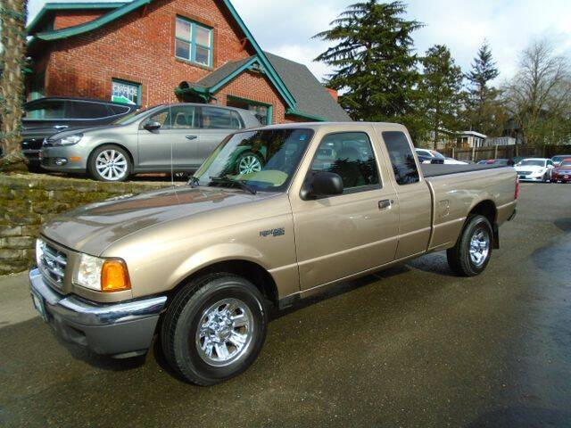 2003 Ford Ranger for sale at Carsmart in Seattle WA