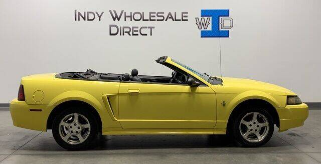 2002 Ford Mustang for sale at Indy Wholesale Direct in Carmel IN