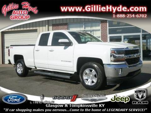 2018 Chevrolet Silverado 1500 for sale at Gillie Hyde Auto Group in Glasgow KY