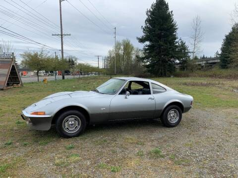 1970 GMC Opel for sale at Classic Car Addiction in Marysville WA
