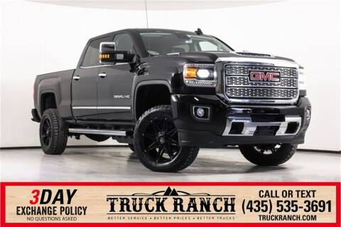 2019 GMC Sierra 3500HD for sale at Truck Ranch in Logan UT
