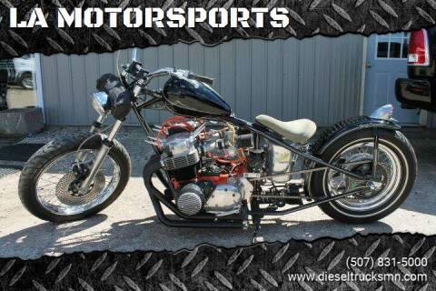 1978 Honda BOBBER for sale at LA MOTORSPORTS in Windom MN