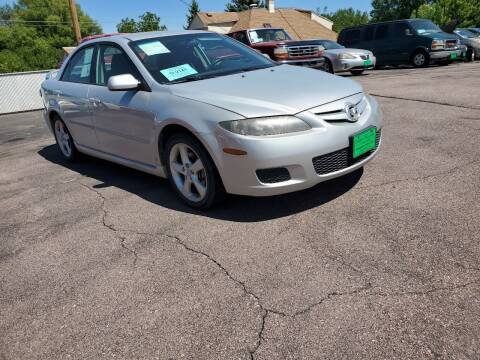 2008 Mazda MAZDA6 for sale at Geareys Auto Sales of Sioux Falls, LLC in Sioux Falls SD