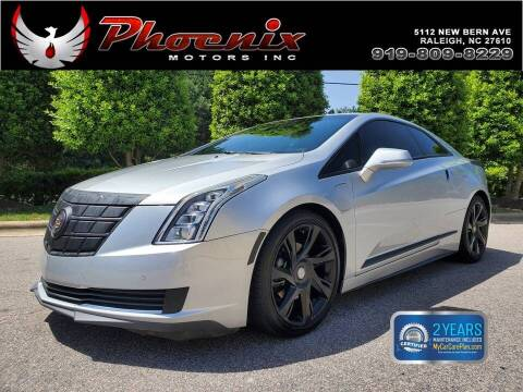 2014 Cadillac ELR for sale at Phoenix Motors Inc in Raleigh NC