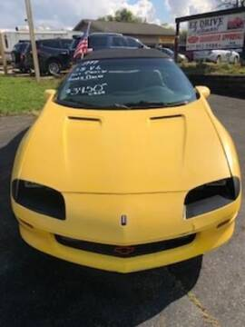 1997 Chevrolet Camaro for sale at EZ Drive AutoMart in Springfield OH