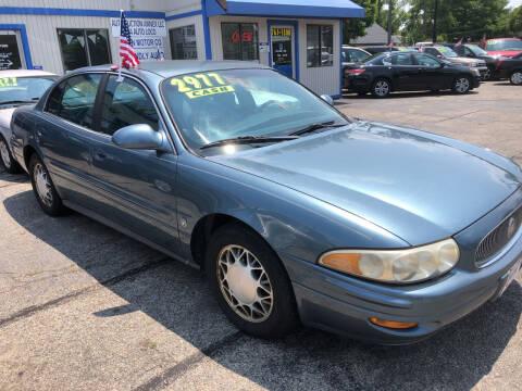 2001 Buick LeSabre for sale at Klein on Vine in Cincinnati OH