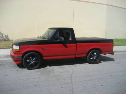1994 Ford F-150 for sale at Classic Car Deals in Cadillac MI