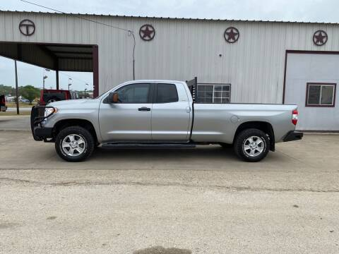 2015 Toyota Tundra for sale at Circle T Motors INC in Gonzales TX