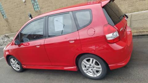 2008 Honda Fit for sale at Bottom Line Auto Exchange in Upper Darby PA