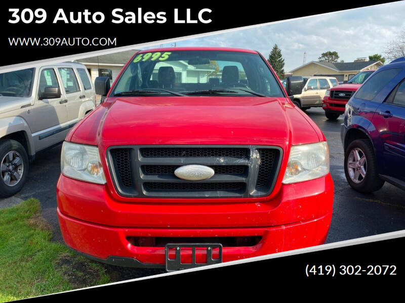 2007 Ford F-150 for sale at 309 Auto Sales LLC in Harrod OH