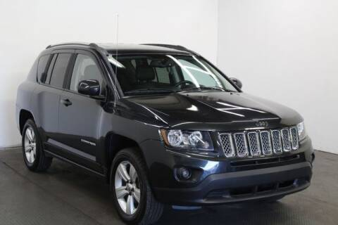 2014 Jeep Compass for sale at Cj king of car loans/JJ's Best Auto Sales in Troy MI