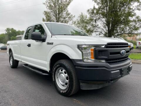 2020 Ford F-150 for sale at HERSHEY'S AUTO INC. in Monroe NY
