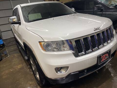 2013 Jeep Grand Cherokee for sale at Zs Auto Sales in Kenosha WI