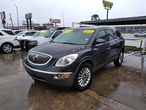 2012 Buick Enclave for sale at Taylor Trading Co in Beaumont TX