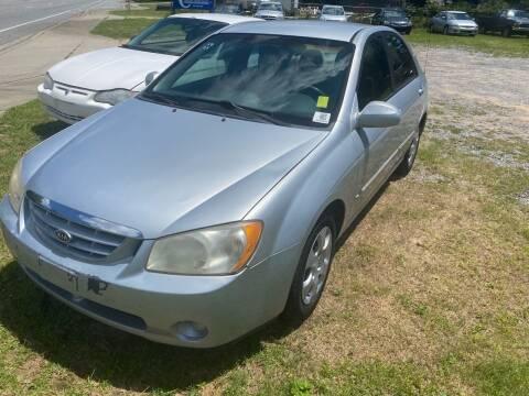 2006 Kia Spectra for sale at Nash's Auto Sales Used Car Dealer in Milton FL