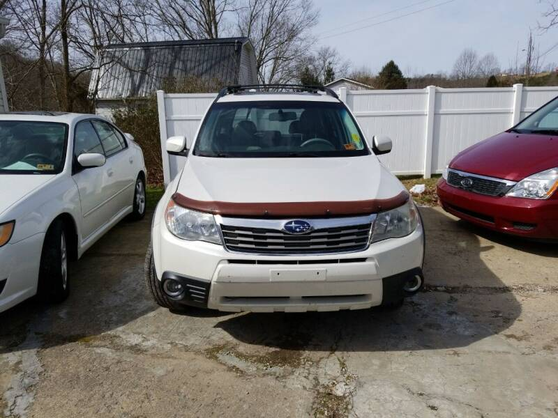 2009 Subaru Forester for sale at Sissonville Used Cars in Charleston WV