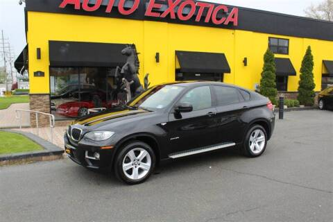 2014 BMW X6 for sale at Auto Exotica in Red Bank NJ