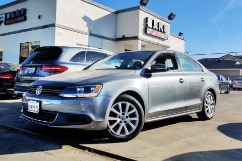 2014 Volkswagen Jetta for sale at Fastrack Auto Inc in Rosemead CA