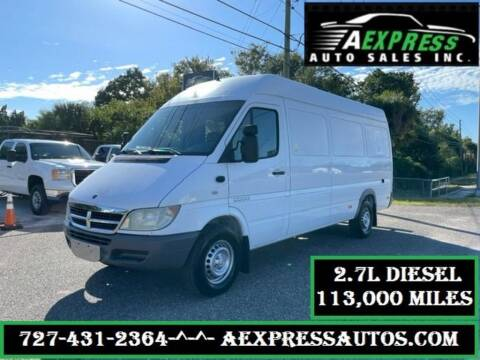2005 Dodge Sprinter Cargo for sale at A EXPRESS AUTO SALES INC in Tarpon Springs FL