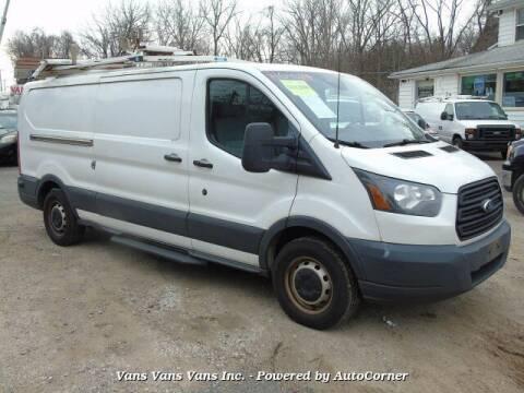 2015 Ford Transit Cargo for sale at Vans Vans Vans INC in Blauvelt NY