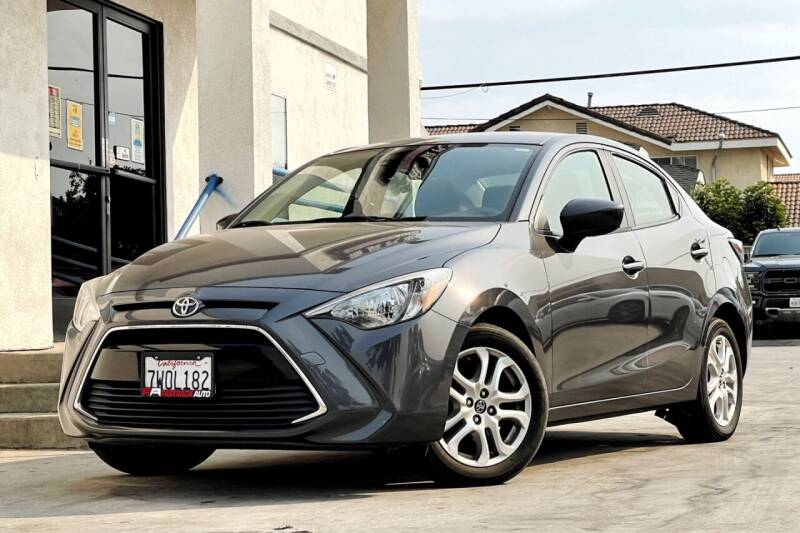 2017 Toyota Yaris iA for sale at Fastrack Auto Inc in Rosemead CA