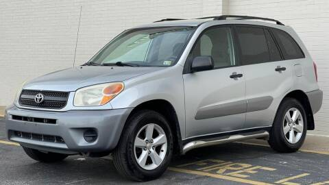 2004 Toyota RAV4 for sale at Carland Auto Sales INC. in Portsmouth VA