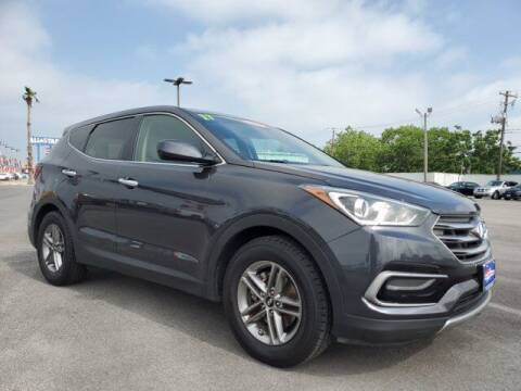 2017 Hyundai Santa Fe Sport for sale at All Star Mitsubishi in Corpus Christi TX