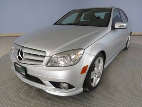 2010 Mercedes-Benz C-Class for sale at Hagan Automotive in Chatham IL