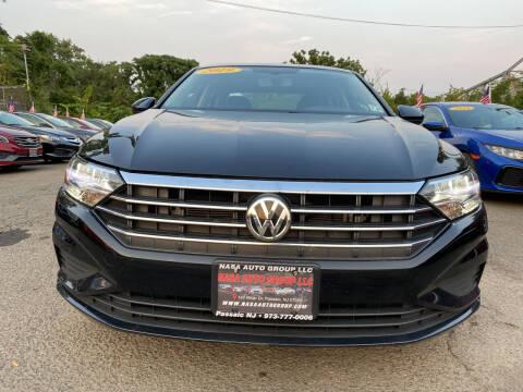 2019 Volkswagen Jetta for sale at Nasa Auto Group LLC in Passaic NJ