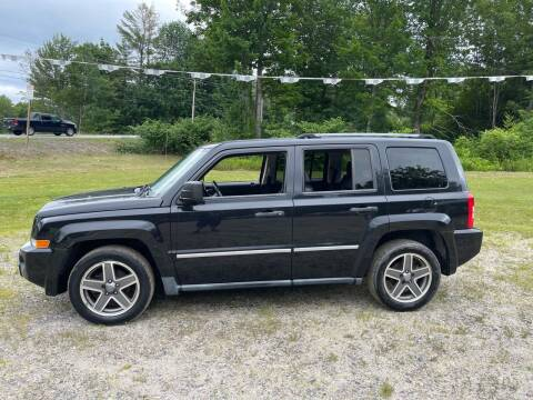 2009 Jeep Patriot for sale at Hart's Classics Inc in Oxford ME