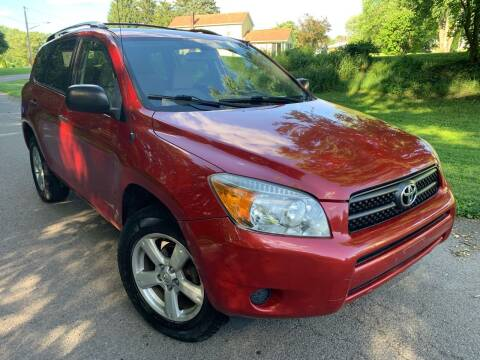 2006 Toyota RAV4 for sale at Trocci's Auto Sales in West Pittsburg PA