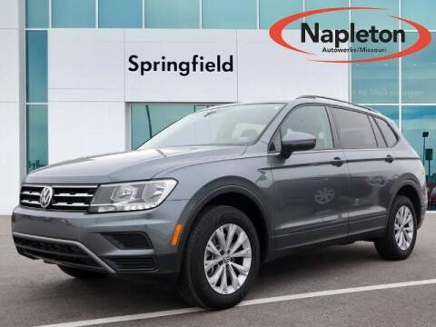 2020 Volkswagen Tiguan for sale at Napleton Autowerks in Springfield MO