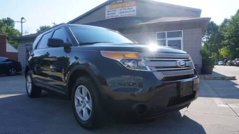 2013 Ford Explorer for sale at World Auto Net in Cuyahoga Falls OH
