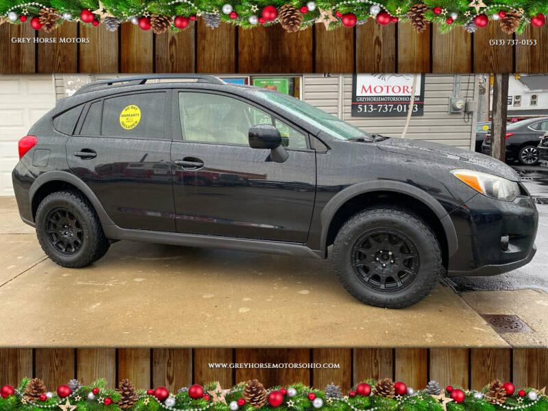 2013 Subaru XV Crosstrek for sale at Grey Horse Motors in Hamilton OH
