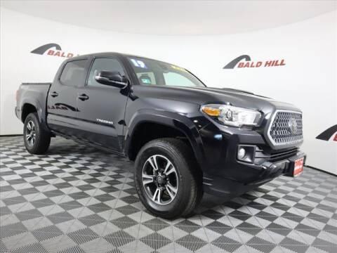 2019 Toyota Tacoma for sale at Bald Hill Kia in Warwick RI