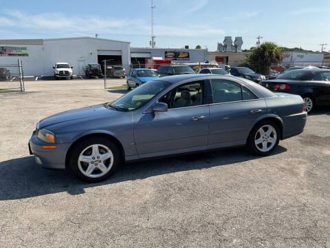 2000 Lincoln LS for sale at Second 2 None Auto Center in Naples FL