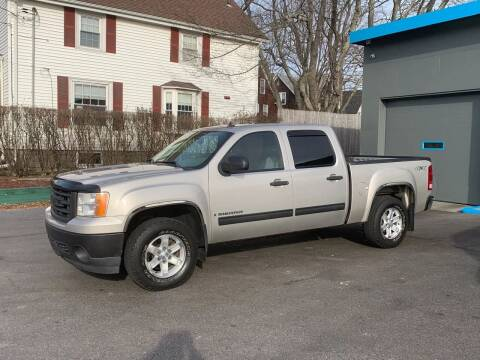 2008 GMC Sierra 1500 for sale at Fournier Auto and Truck Sales in Rehoboth MA