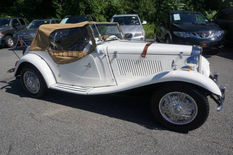 1985 MG TD for sale at Bloom Auto in Ledgewood NJ