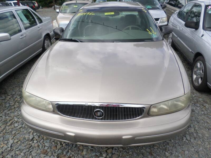 1998 Buick Century for sale at FERNWOOD AUTO SALES in Nicholson PA