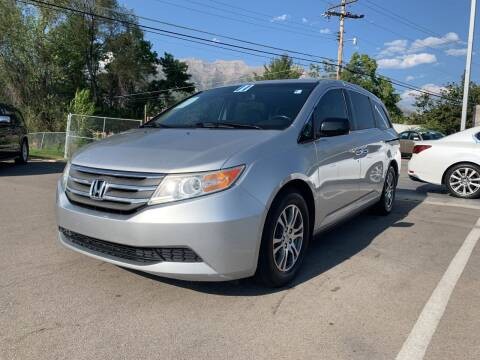 2011 Honda Odyssey for sale at Berge Auto in Orem UT