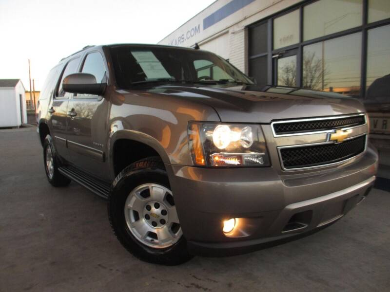 2012 Chevrolet Tahoe for sale at Jays Kars in Bryan TX