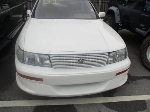 1994 Lexus LS 400 for sale at Z Motors in Chattanooga TN