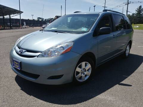2009 Toyota Sienna for sale at Nerger's Auto Express in Bound Brook NJ