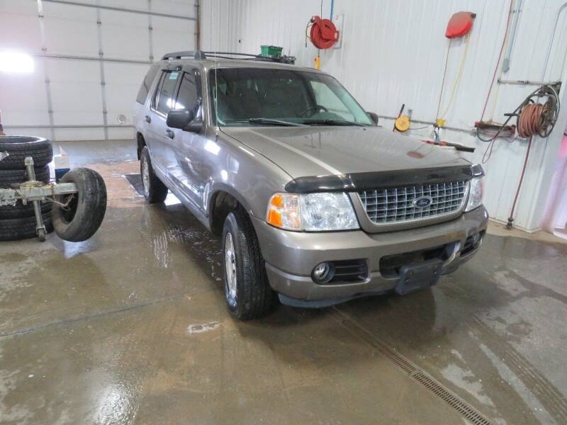 2005 Ford Explorer for sale at Grey Goose Motors in Pierre SD