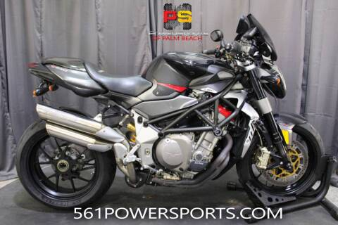2008 MV Agusta Brutale 910R for sale at Powersports of Palm Beach in Hollywood FL