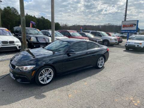 2014 BMW 4 Series for sale at Billy Ballew Motorsports in Dawsonville GA
